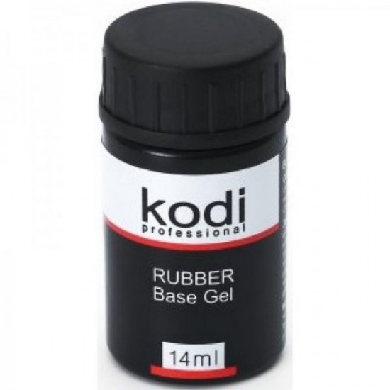 (10 штук) Rubber Base Kodi Professional 14 ml x 10