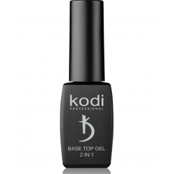 Base Top - base (base) and finish (top) for gel polish 2 in 1, 8 ml.