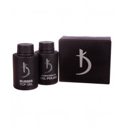 Set Best Twins (rubber top gel 35 ml. + rubber base gel 35 ml.) Kodi Professional